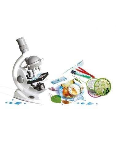 Clementoni  Optik Mikroskop Deney Seti 64551 Renkli